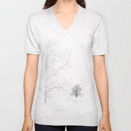 Sycamore Tree Unisex V-Neck