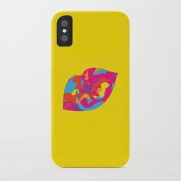 Besos iPhone Case