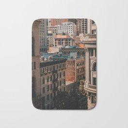 San Francisco architecture Bath Mat