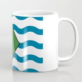 Flag of Vancouver Coffee Mug