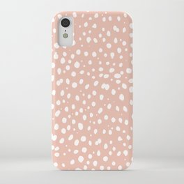 LEOPARD PINK iPhone Case