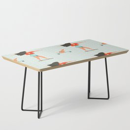Skater Girl Coffee Table