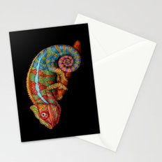 Chameleon 3 Stationery Cards