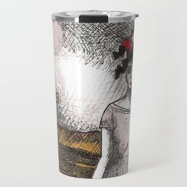 de fiesta Travel Mug