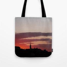 Sunset  - JUSTART © Tote Bag