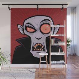 Count Dracula Wall Mural