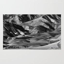 Driving across the Judean Desert Rug