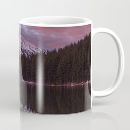 Mt. Bachelor sunrise reflection Coffee Mug
