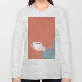 COFFEE TIME Long Sleeve T-shirt