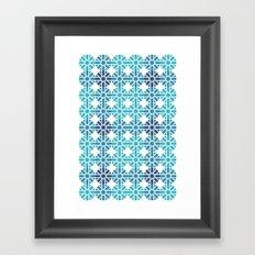 geOttoman Framed Art Print