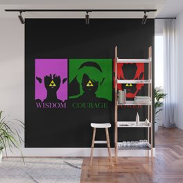 THE LEGEND OF ZELDA: TRIFORCE MEANING Wall Mural