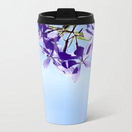 lost in blue Travel Mug