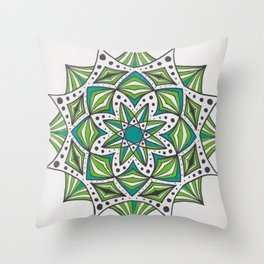 Forever Detailed Throw Pillow