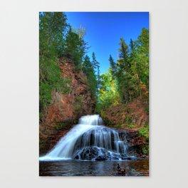 Kadunce River Canvas Print
