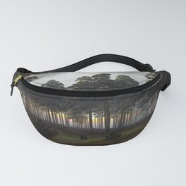 Caspar David Friedrich The Time of the Day, The Evening Fanny Pack