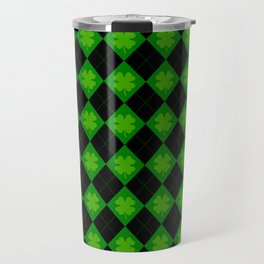 🍀 luck 🍀 Travel Mug