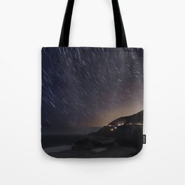 Lost in the Stars Tote Bag