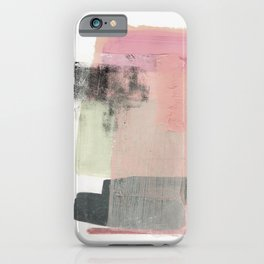 minimalism 14 iPhone Case