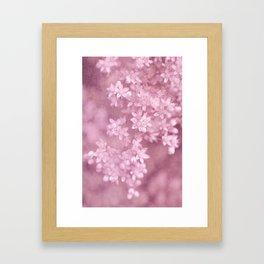 floret Framed Art Print