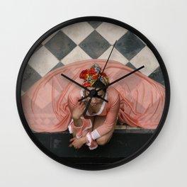 Moroccan Beauty Wall Clock