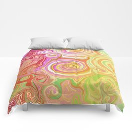 Wonka Swirl Comforters
