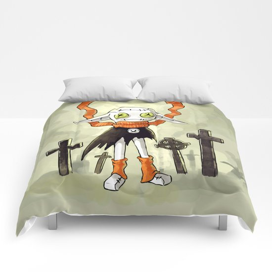 Rag Doll 2 Comforters