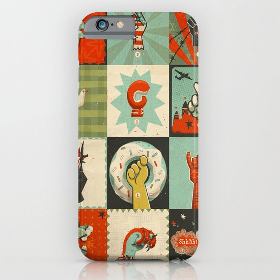 All the SIGNS of a REVOLUTION iPhone & iPod Case