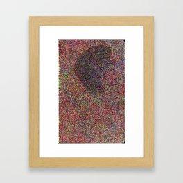 amorphous_blob Framed Art Print
