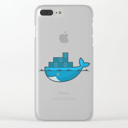 Docker Clear iPhone Case