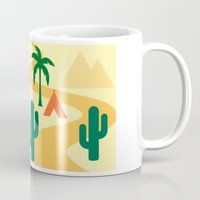 camping Mugs featuring Camping by Mr and Mrs Quirynen