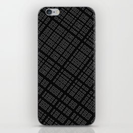Ambient 32 iPhone Skin