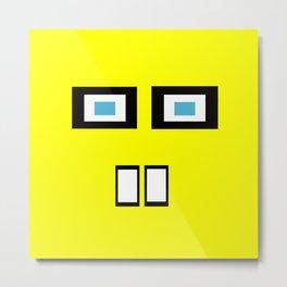 sponge bob Metal Print