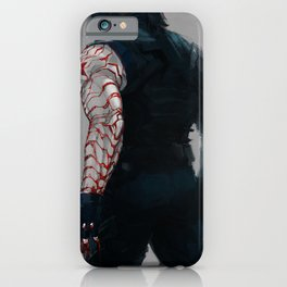 gimme shelter iPhone Case