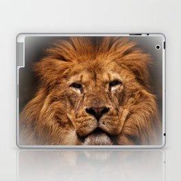 Lion Portrait Laptop & iPad Skin