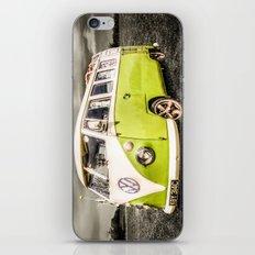 VW campervan iPhone & iPod Skin