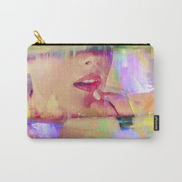 Make up me in your car Carry-All Pouch