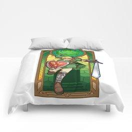 Link Hero Of Courage Comforters