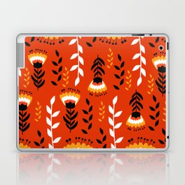 Bright floral decor Laptop & iPad Skin