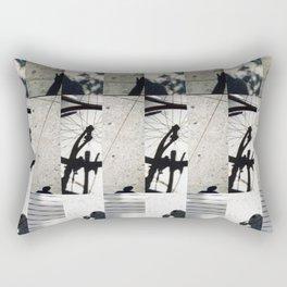 URBAN LANDSCAPE #1 Rectangular Pillow