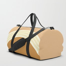 one day –earthen clay layers 2 Duffle Bag