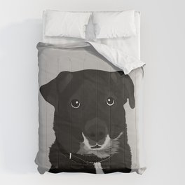 The Dashing Mixed-Breed Dog Comforters
