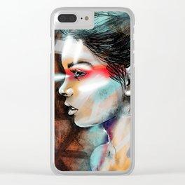 Nova Spike Clear iPhone Case