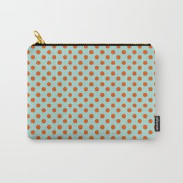 Polka Dot Frenzy Carry-All Pouch