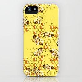 Honey Hive iPhone Case