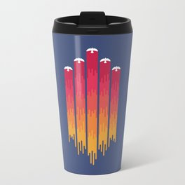 Break the Night with Color Travel Mug