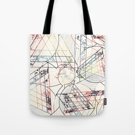 Under every no Tote Bag