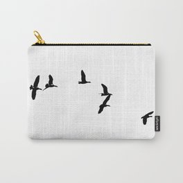 Birds 2 Carry-All Pouch