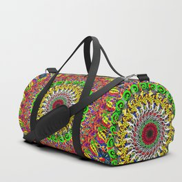 Koru Mandala Duffle Bag