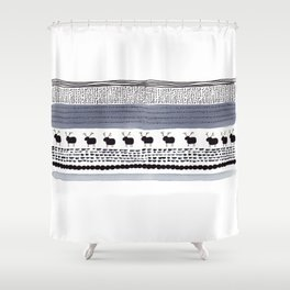 Pattern / Nr. 1 Shower Curtain