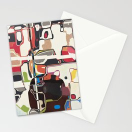 Psychofluidic Mechanisms Stationery Cards